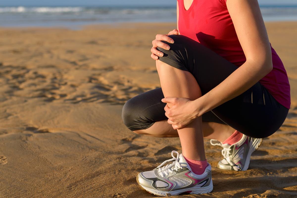 mi a teendő, ha az ízületek fájnak futás közben
