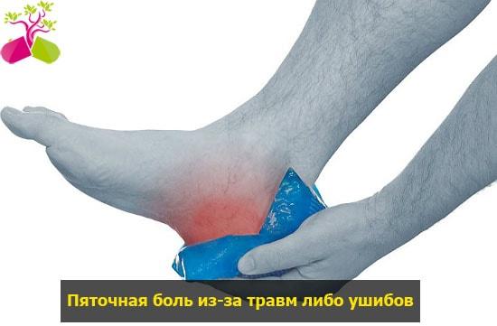 varrásos fájdalom a bokaízületben)