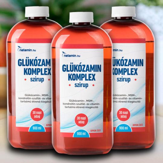 mi a legjobb módszer a kondroitin és a glükozamin szedésére