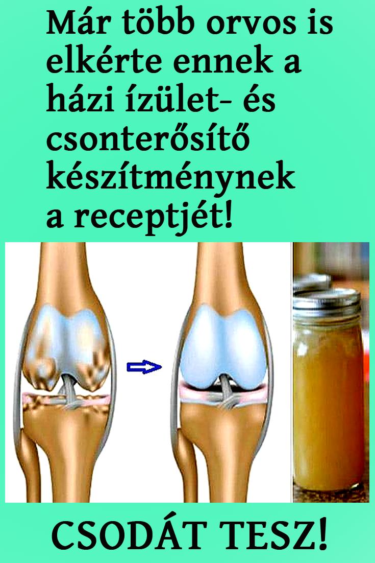 ízületi kötések ízületi gyulladása)