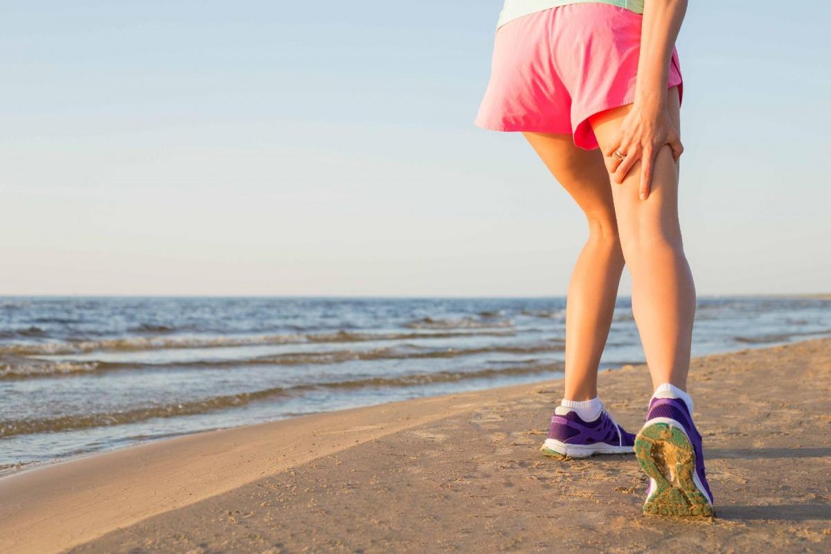 fájdalom a lábízületben futás után)