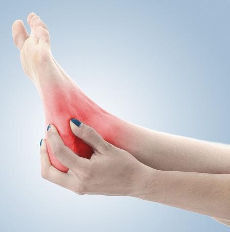 fáj a láb talpa
