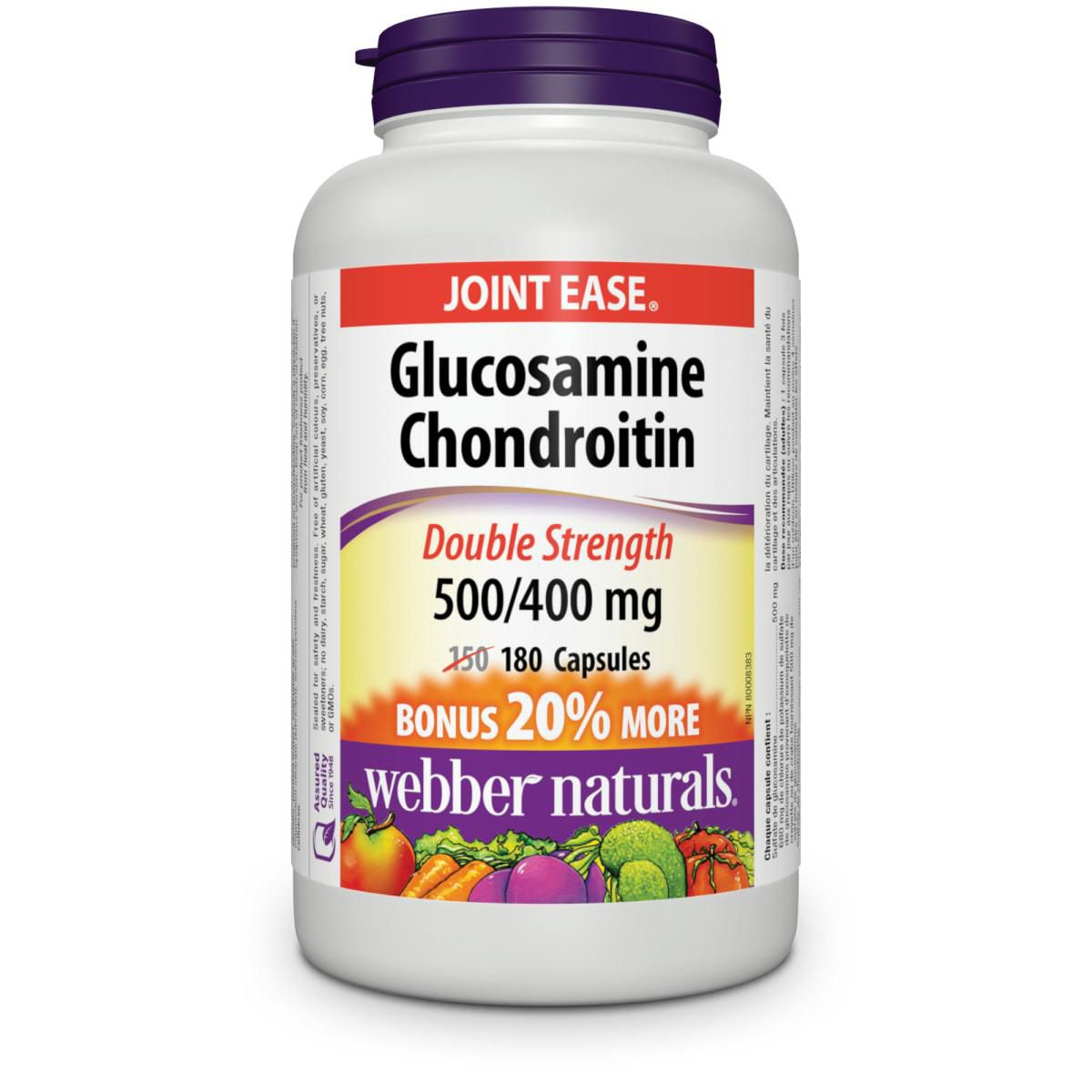 chondroitin 500 glucosamine 500