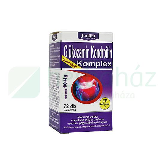 kondroitin-glükozamin komplex gél