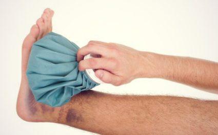 fájdalom a láb metatarsális ízületében