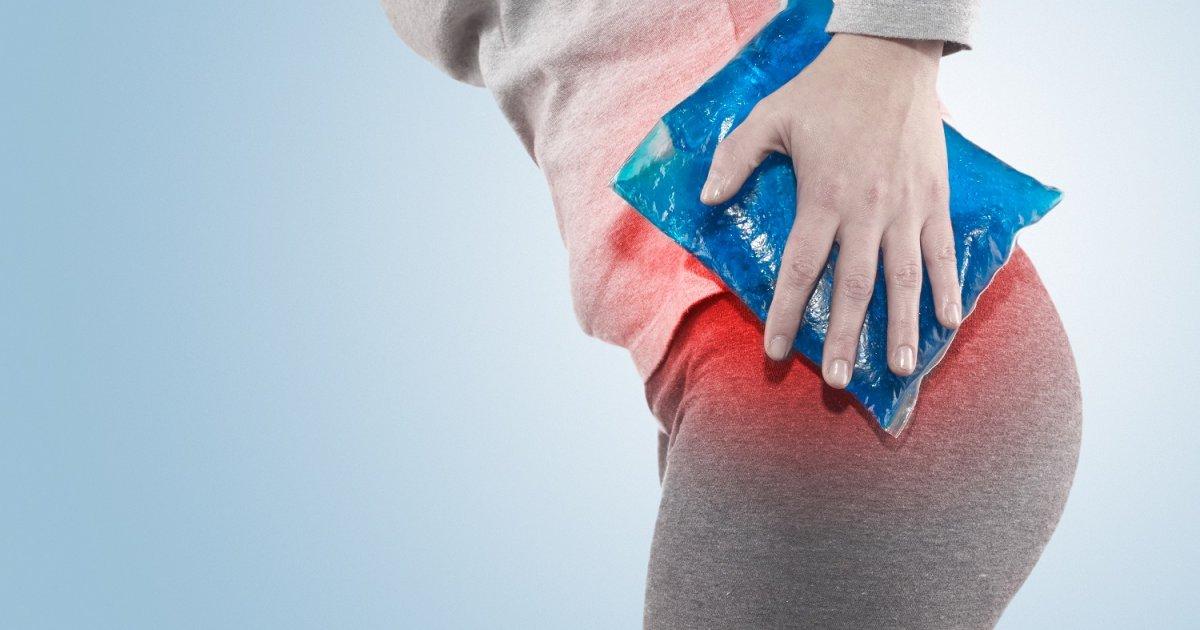 a csípőízület belülről fáj)