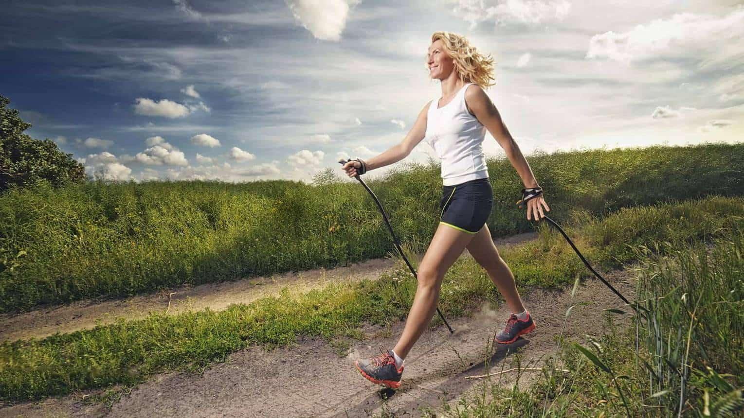nordic walking és ízületi fájdalmak