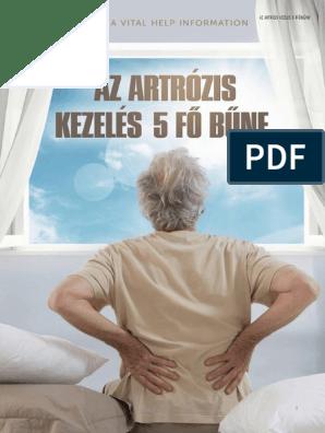 milyen módon lehet kezelni az artrózist)