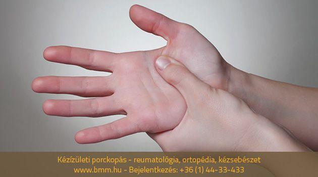 hogyan lehet gyógyítani a kéz- és térdízületeket)