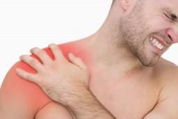fájdalom a vállízületeken és a háton