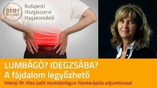 Lumbágó – a fájdalom mozdulatlanná merevít - Dr. Zátrok Zsolt blog