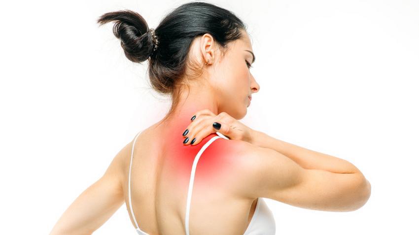 kézzel mozgatva fáj a vállízület