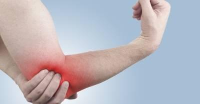 fizikai terhelés után a könyökízület fájdalma