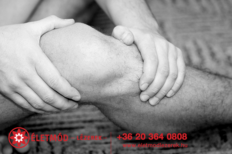 térdfájdalmas lézeres kezelés)