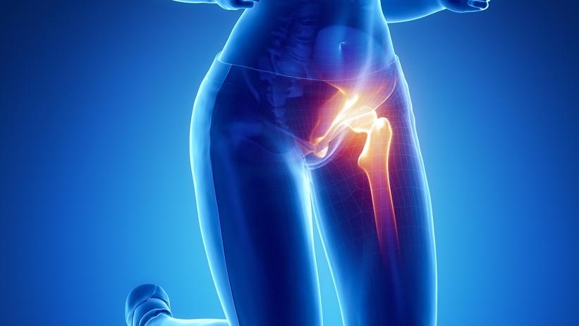 fájdalom a csípőízület felső részén