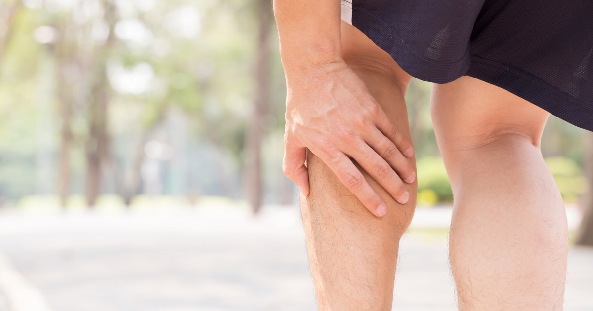 éles térdfájdalom edzés után