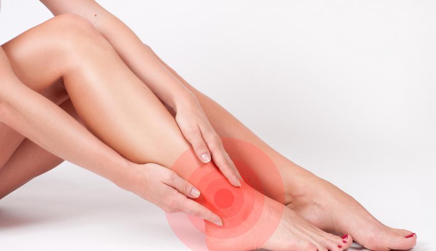 hogyan lehet enyhíteni a lábak és az ízületek fájdalmát