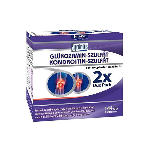 együttes gyógyszer kondroitin és glükózamin alkalmazásával