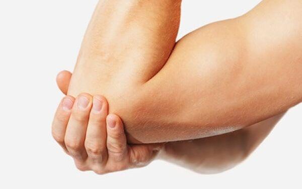 könyök ízületi fájdalom kezelésére