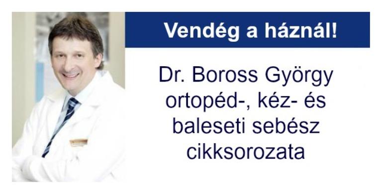 ortopéd és ízületi kezelés)