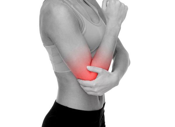 izomfájdalom a karban vagy ízületben