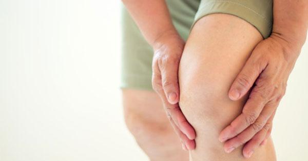 edények térd artrózisához