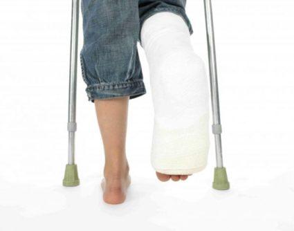 A lábzsizsisz tünetei, tünetei és kezelése