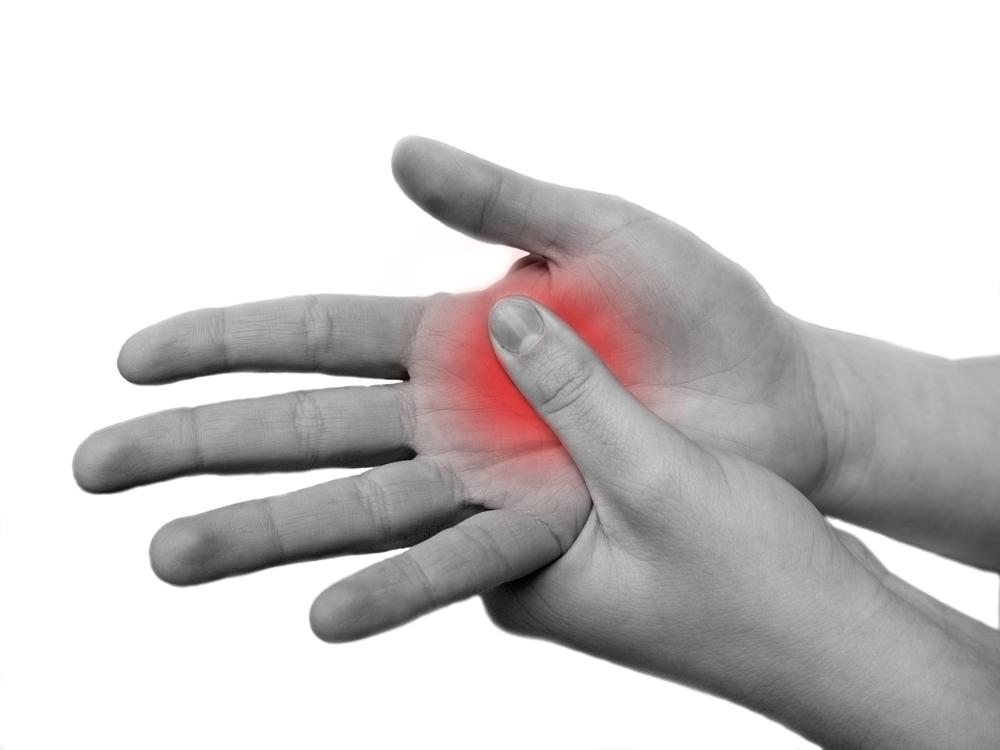 mi a teendő, ha a kéz izülete fáj