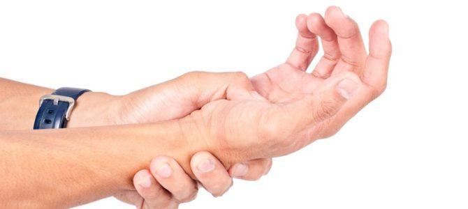 fájdalom a hüvelykujj keze zsibbadása