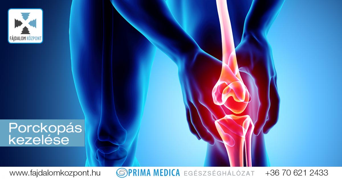 csípő- és térdízület osteoarthritis kezelése