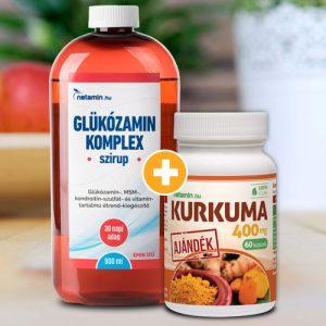 glükozamin és kondroitin tabletta 360