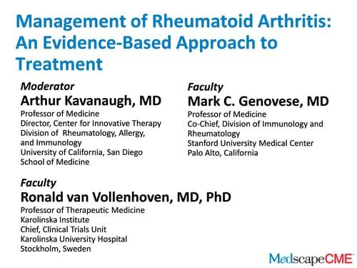 rheumatoid arthritis medscape csípőízület instabilitás kezelése