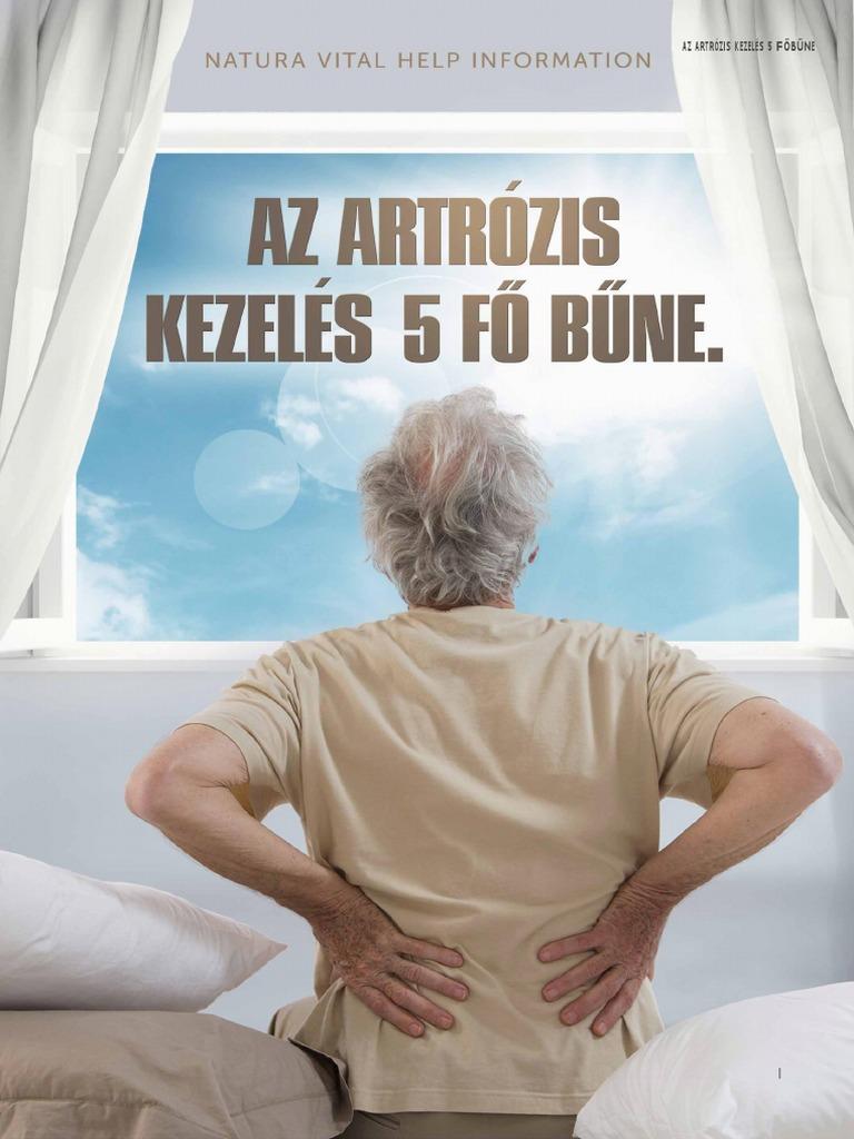 Tudnivalók artrózis esetén