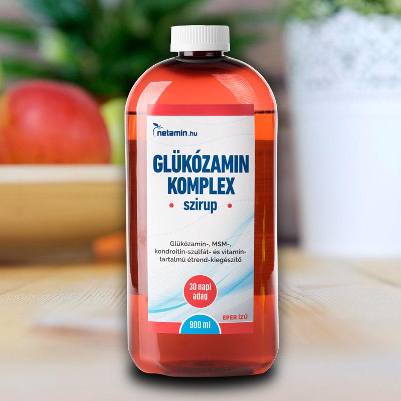 kondroitin és glükozamin sportolók számára)