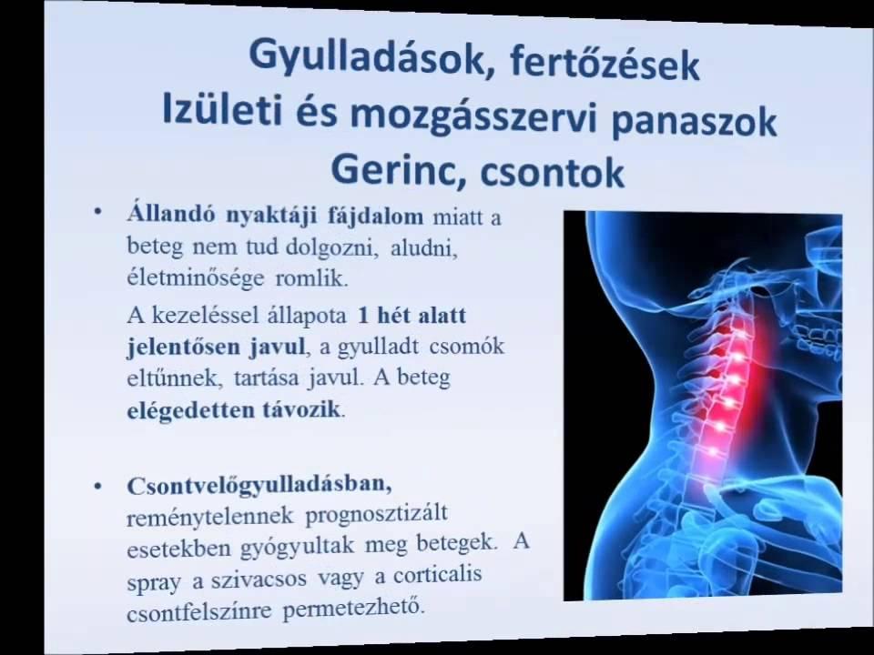 Csontnekrózis tünetei és kezelése