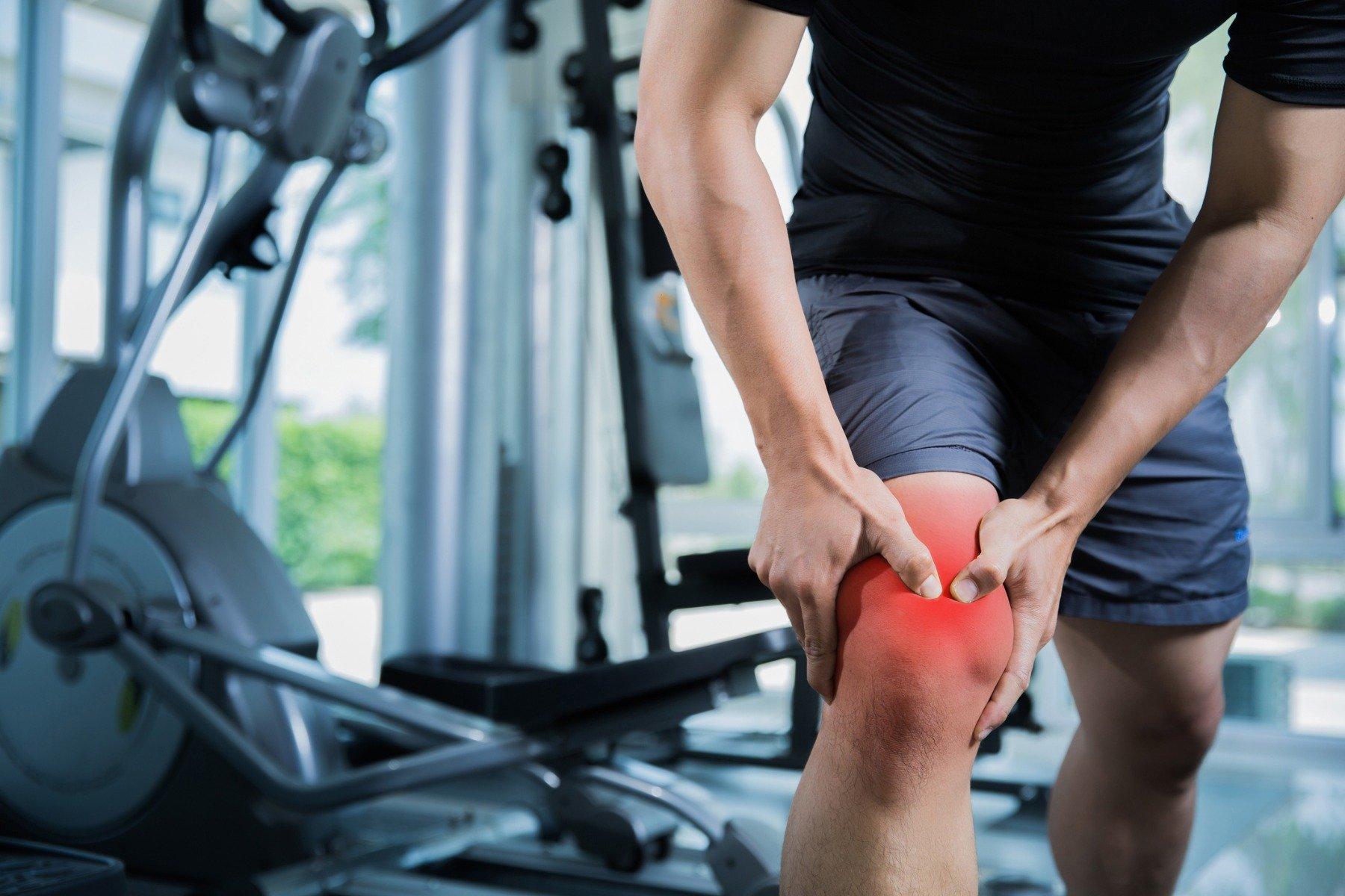 a térd belső meniszkuszának 1 fokos károsodása