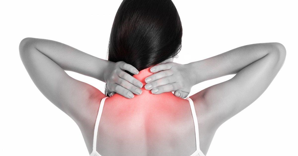 a nyaki ízület fáj