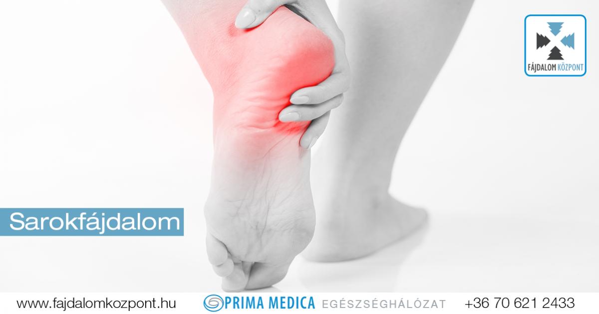 sarok ízületi fájdalom járás közben)