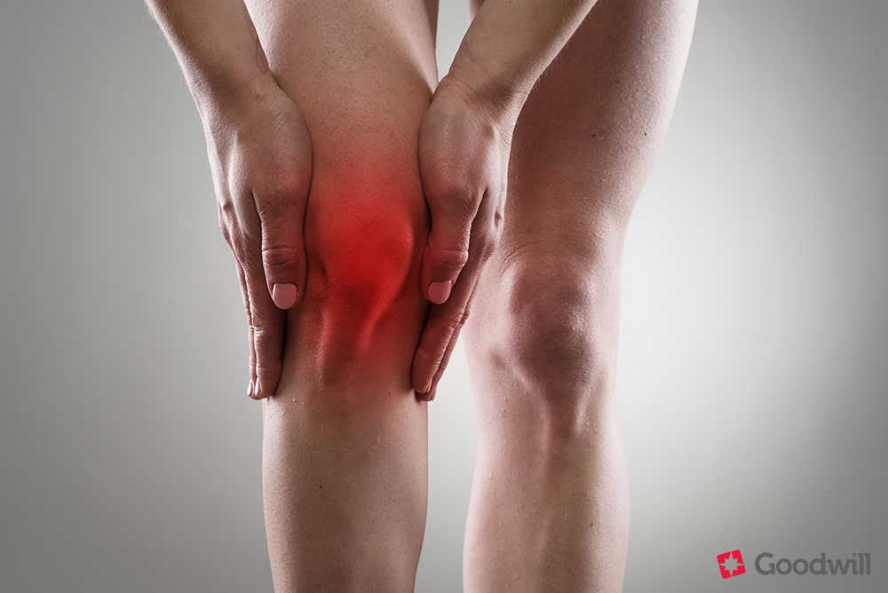 A térd patelláris burzitisze: tünetek és kezelés