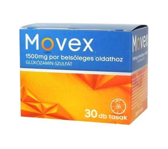 a gyógyszer glükózamin összetétele maximális