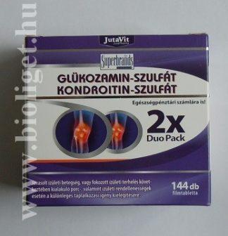 glükózamin és kondroitin kenőcs