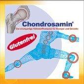 Chondrosamin - több mozgás fájdalmak nélkül