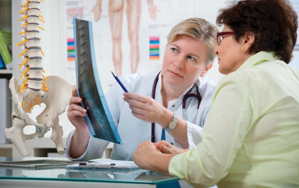 a térdízület posztraumás artrózisa
