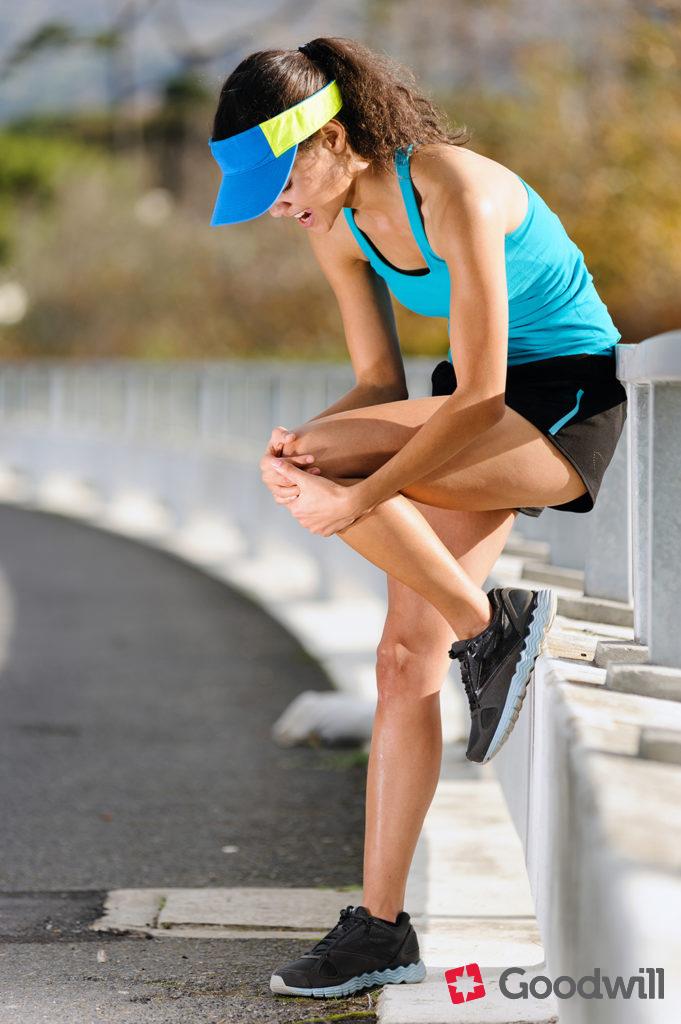 a futás a térdízületeket kezeli