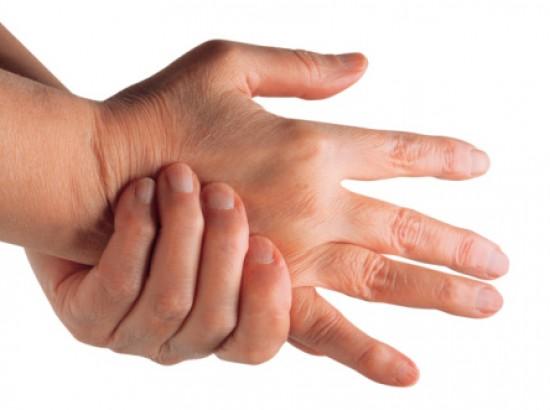 betegség az ujjak ízületein