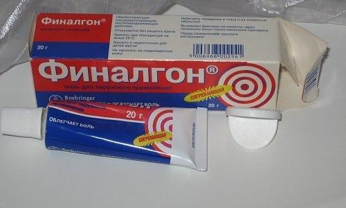 ujjgyulladás kenőcs)