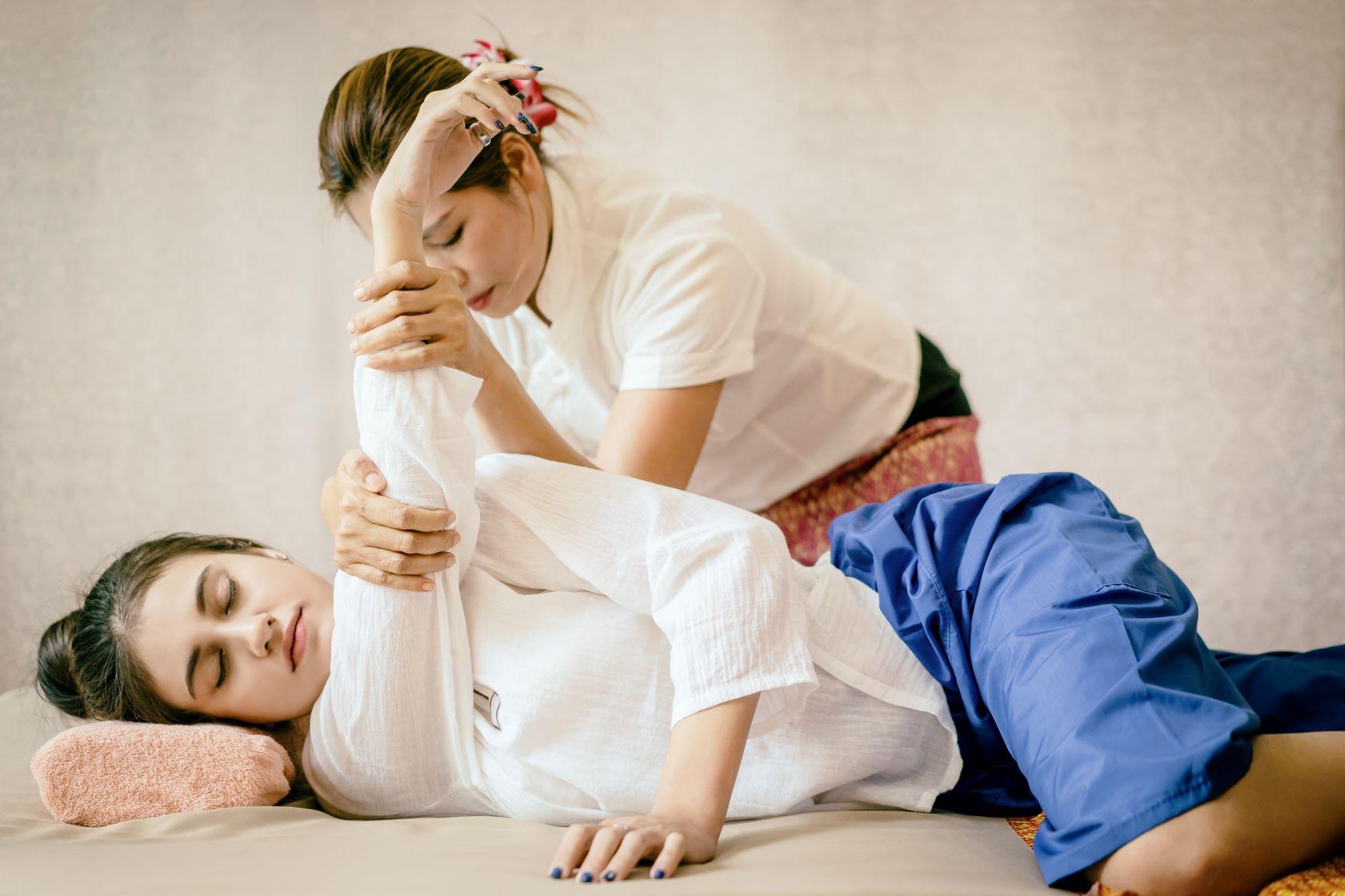 Terápiás masszázs a fájdalom enyhítésére - Gerinces Magazin