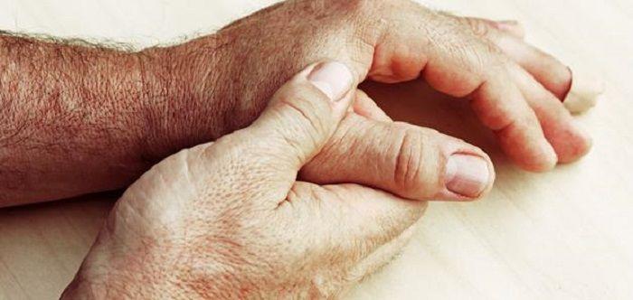 és reumás ízületi fájdalmak a térd szinovitisz kezelése dimexiddal