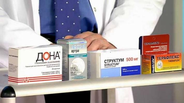 és gyógyszerek artrózis kezelésére)