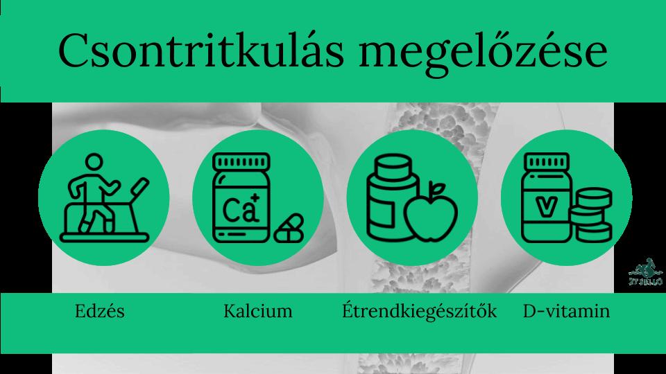 gyógyszeres kezelés a csontritkulás ellen a)